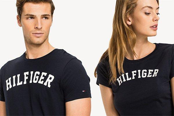 Matching couple shirts voor hem en haar