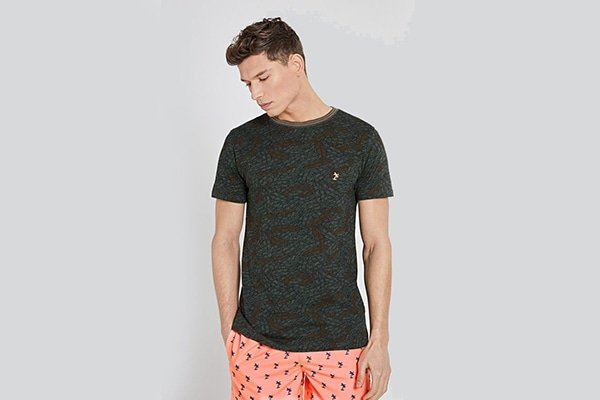 Altijd zomer in je Shiwi T-shirt
