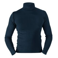 master col shirt long sleeve blauw
