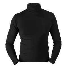 master col shirt long sleeve zwart