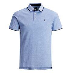 classic polo shirt blauw