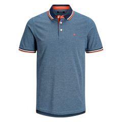 classic polo shirt blauw III