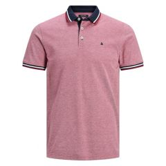 classic polo shirt rood
