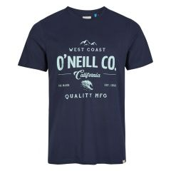 coast O-hals shirt blauw II