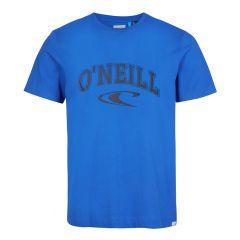 state O-hals shirt blauw II